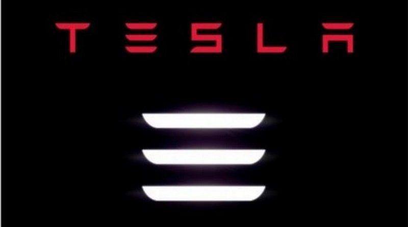 Tesla Model 3 Logo