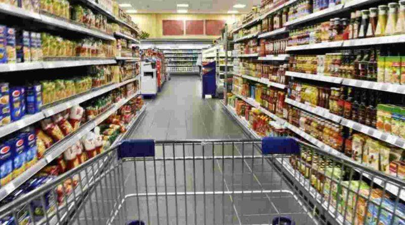Compras de Supermercado