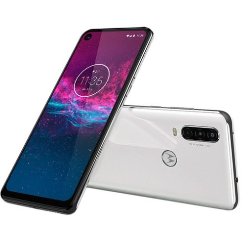 preço do Motorola One Action nos EUA