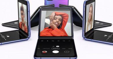 Galaxy Z Flip vs Motorola Razr
