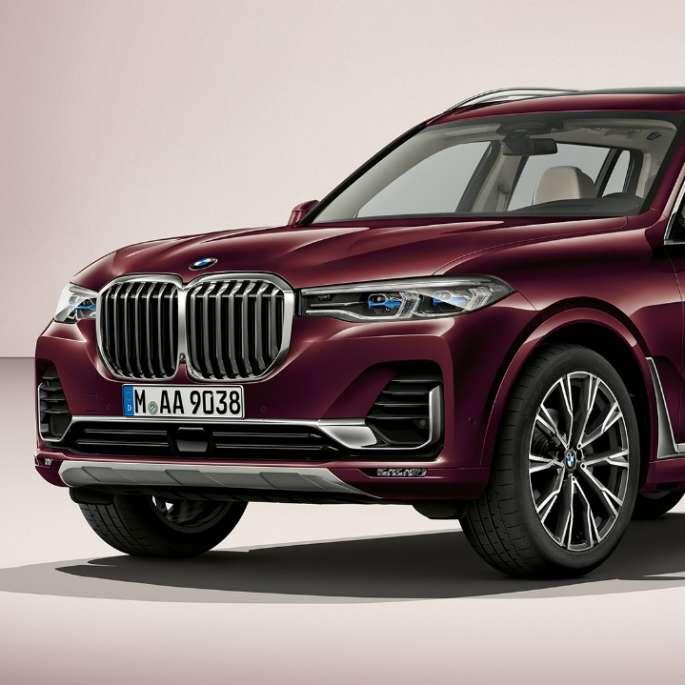 Preço BMW X7 EUA