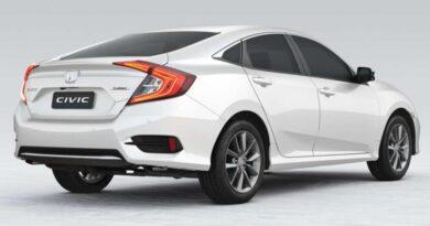 Preço Honda Civic EUA