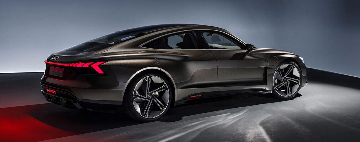 Lançamento Audi e-tron GT