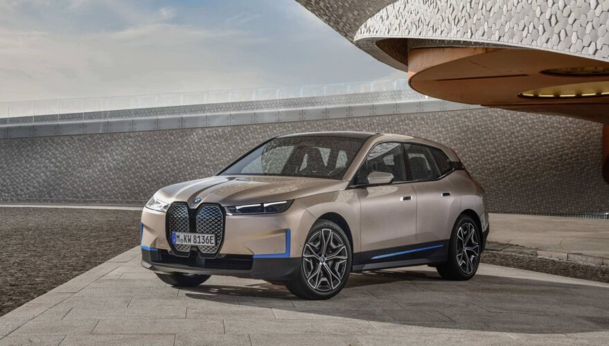 Carros Elétricos BMW 2020