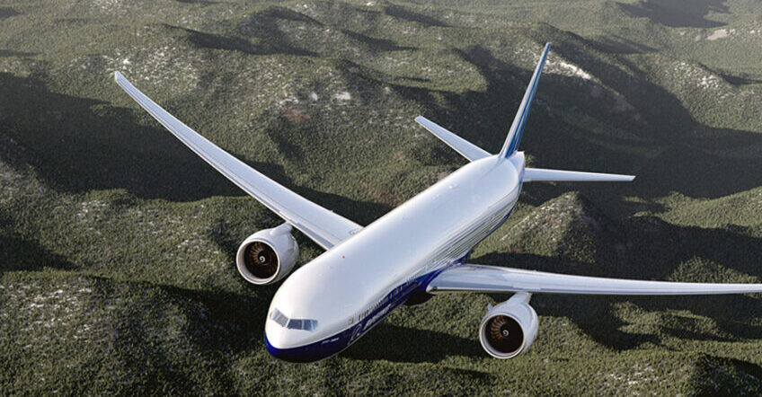 """Boeing 777-200 PW4000 112"""""""