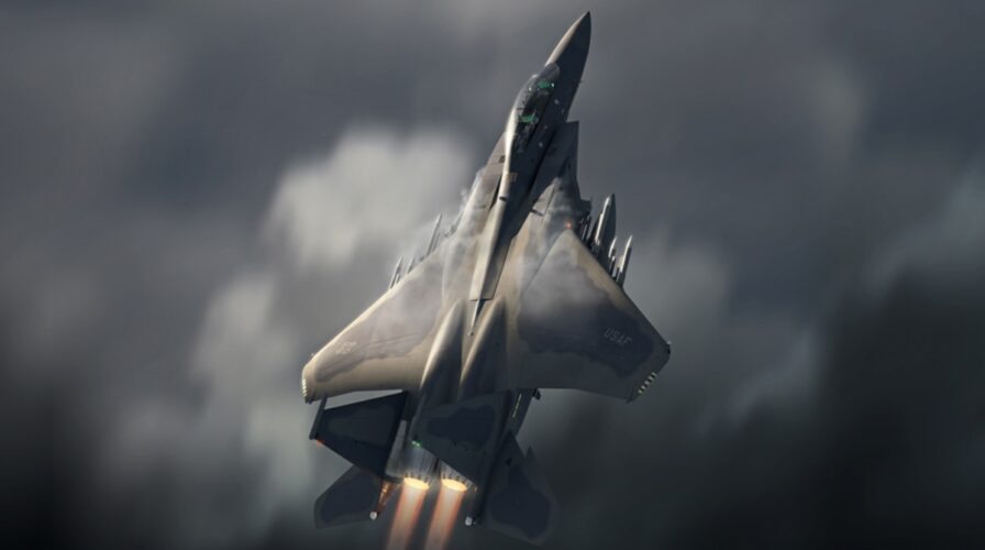 boeing entrega f-15ex