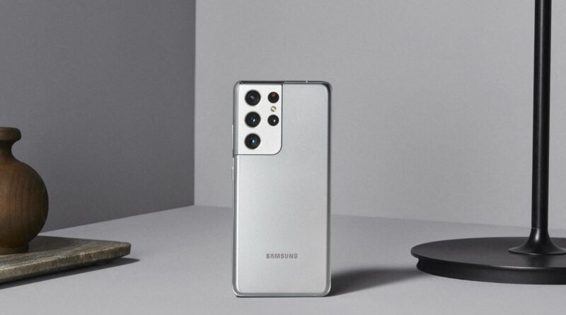 Galaxy S21 Ultra vem com Wi-Fi 6E