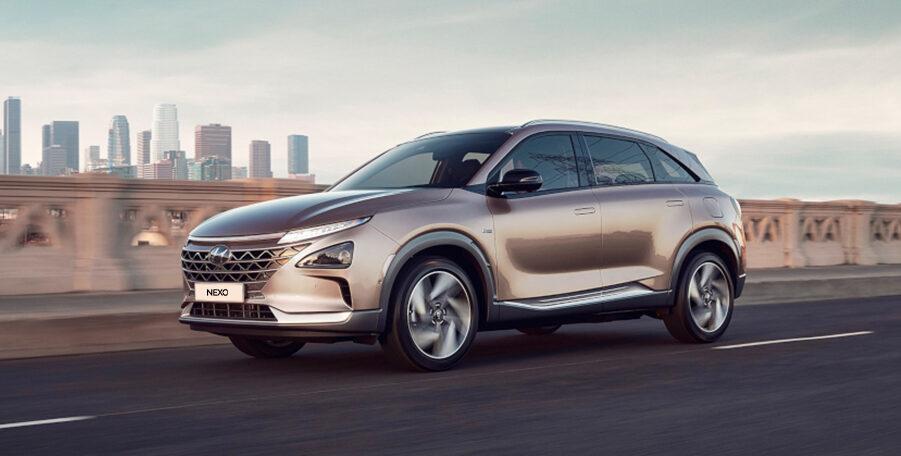 Hyundai Nexo Hydrogen Fuel Cell