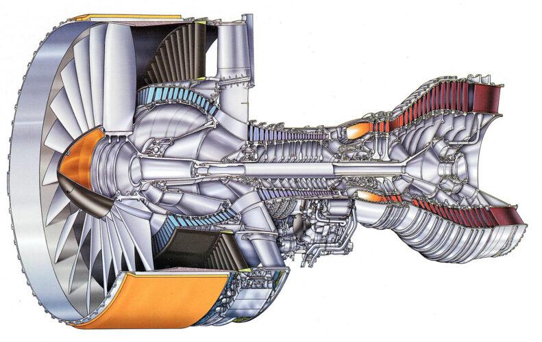 Turbina PW4000 explodiu