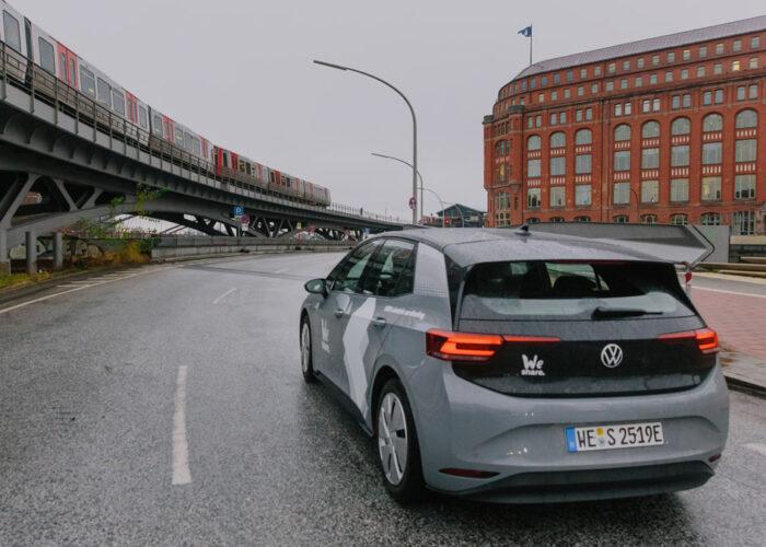 Volkswagen compartilhamento de carros